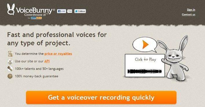 voice bunny-CTA
