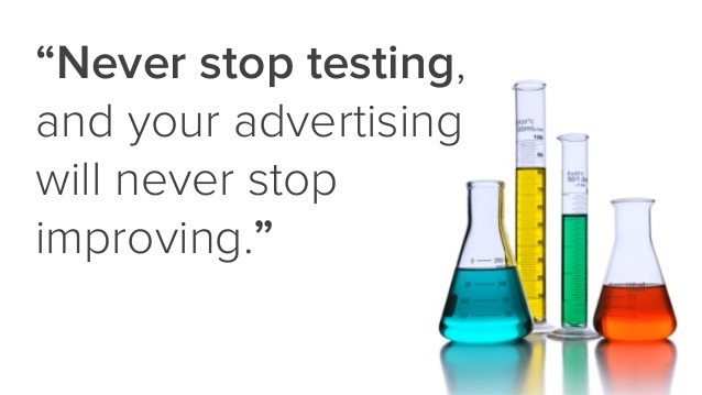 testing advice