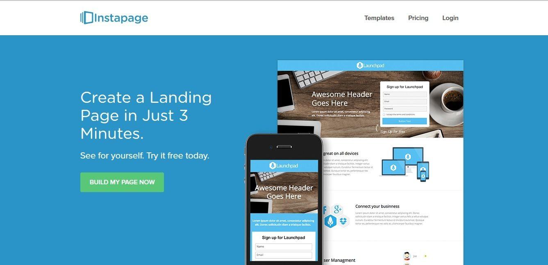 UVP Landing Page