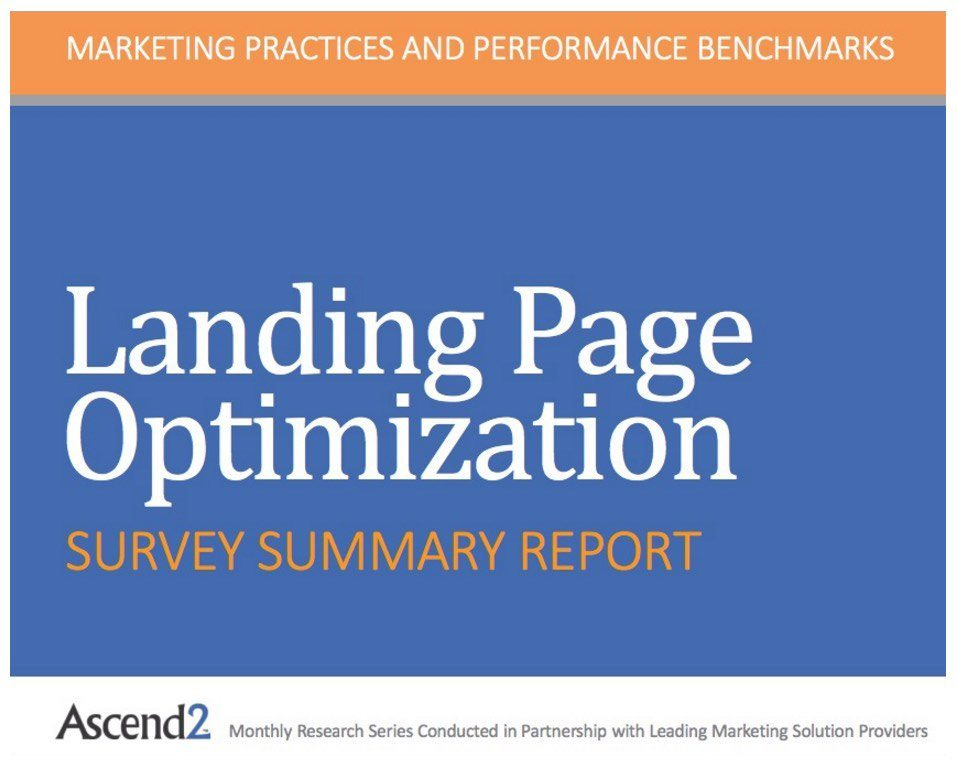 This report explains why web design companies should outsource their landing page needs.