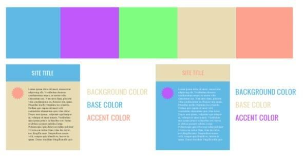 How to pick the perfect landing page colors that convert for Landing page color scheme