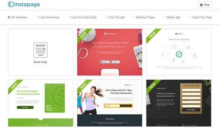 how to create a high converting facebook landing page