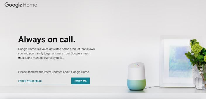 This picture shows how Google Home can be used in your office to manage your daily tasks and stream music.
