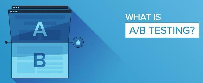 This picture shows marketers what A/B testing is, best practices, and how to do it in Instapage.