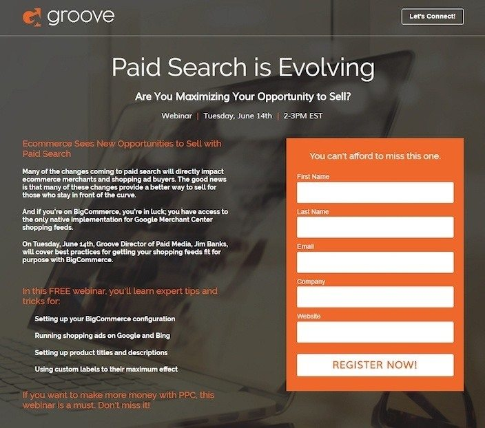 20 Webinar Landing Page Examples That Get Maximum Results