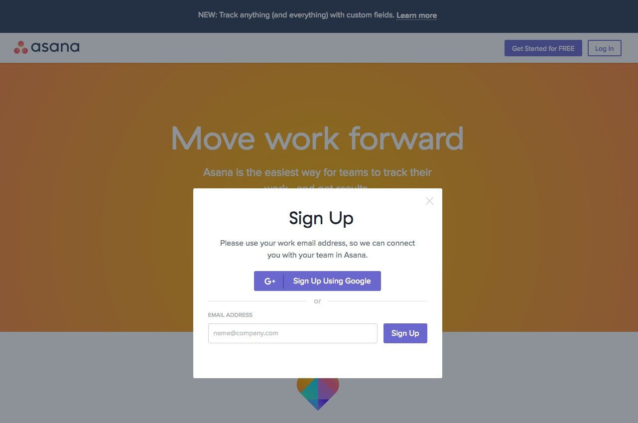 6 signup page design practices for frictionless forms
