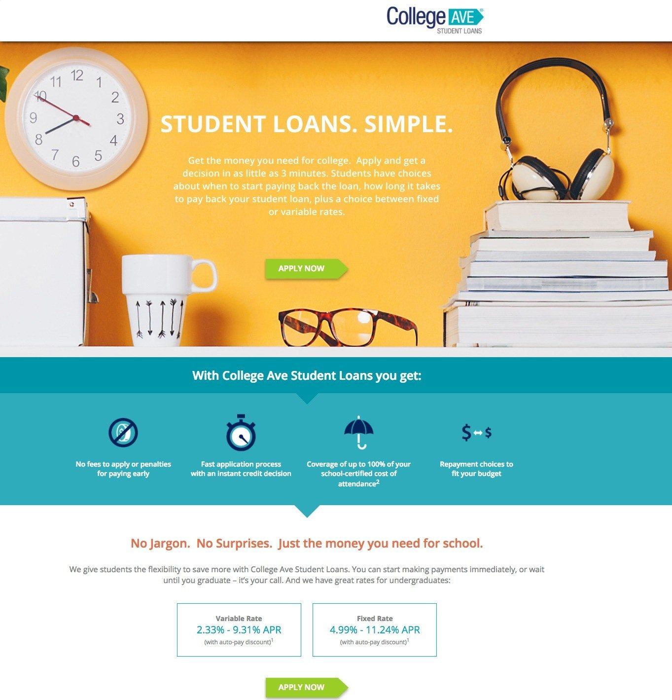 12 Education Landing Pages That Drive Maximum Enrollment