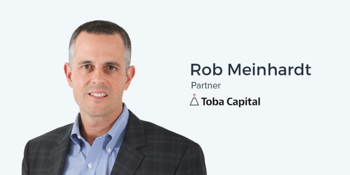 Rob Meinhardt, Partner at Toba Capital on Marketing Culture and Leadership