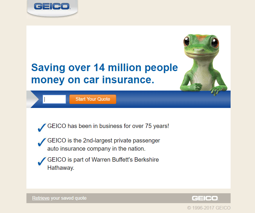 Geico Saved Quote: Geico Insurance Company With Best Picture Collections