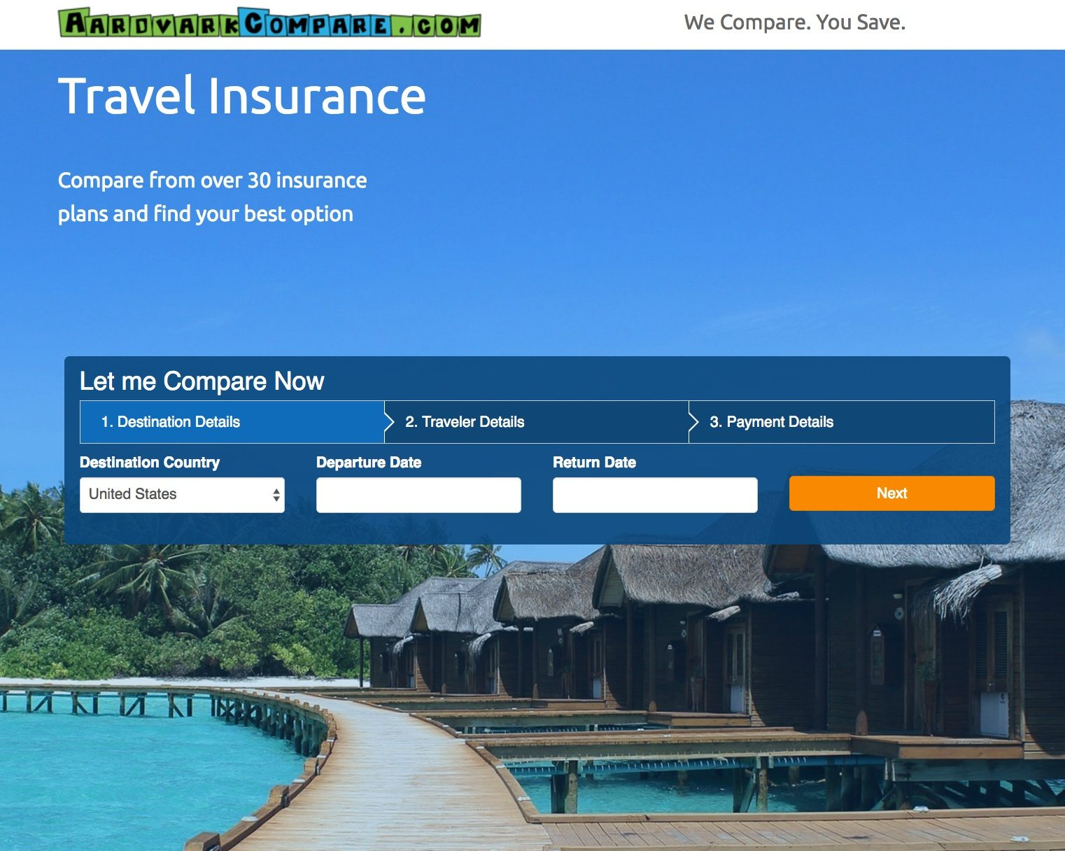 How To Design The Best Travel Landing Page