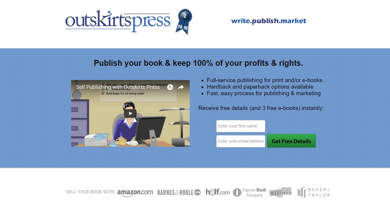 73 Outskirts Press