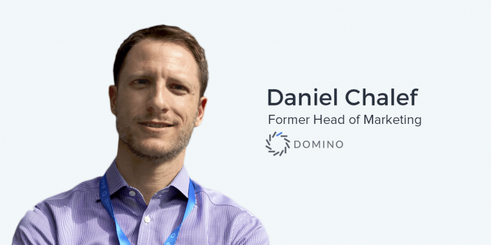 Daniel Chalef, Former Head of Marketing at Domino Data Labs on Understanding Data Analytics