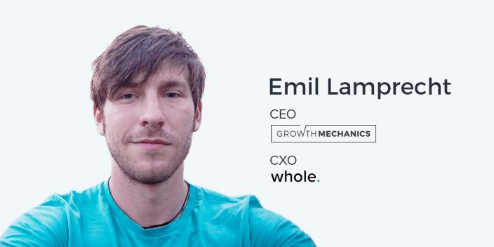Emil Lamprecht, CEO of Growth Mechanics on The Entrepreneurial Marketing Mindset
