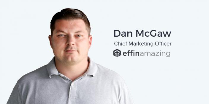 Dan McGaw, CMO of Effin Amazing on The VICE A/B Testing Framework