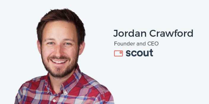Jordan Crawford, Founder at Scout on Postcard Marketing