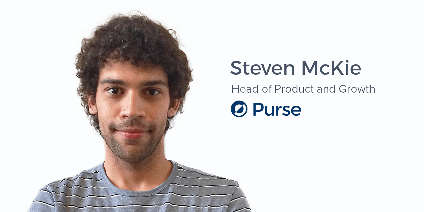 instapage.com - Steven McKie, Head of Growth at Purse.io on Blockchain and Advertising