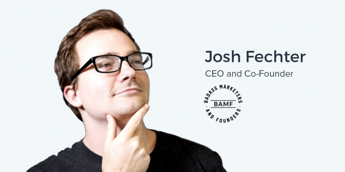 Josh Fechter, CEO and Co-Founder of BAMF on Transparency and Building Communities