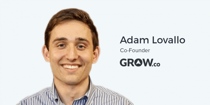 Adam Lovallo, Co-Founder of Grow.co on Mobile Application Marketing