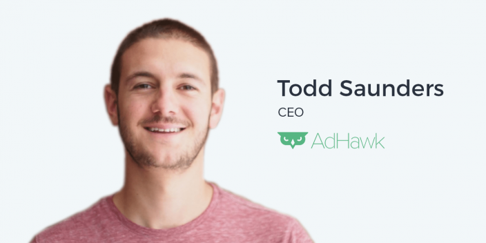 Todd Saunders, CEO and Co-Founder of AdHawk on Managing Direct Response Advertising