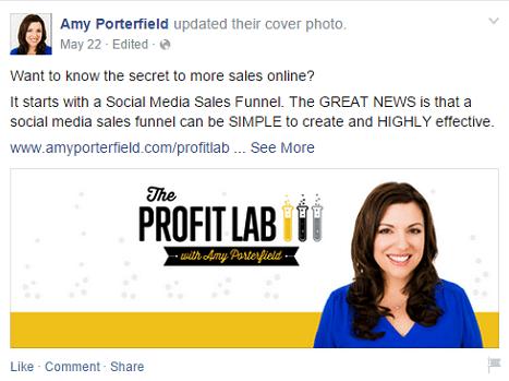 ad copywriting - amy porterfield