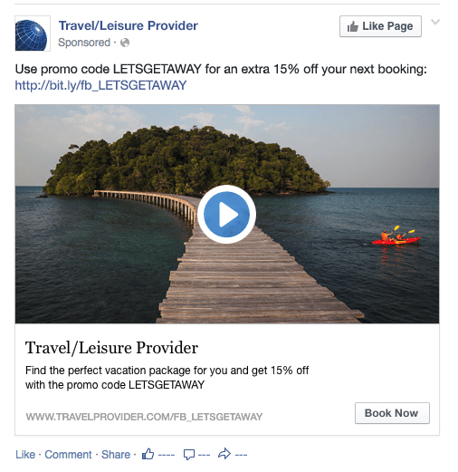 ad copywriting travel ad