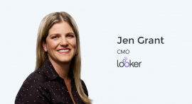 Jen Grant, CMO of Looker on The Importance of The Human Touch in Marketing