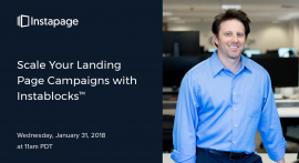 Scale Your Landing Page Campaigns with Instablocks™