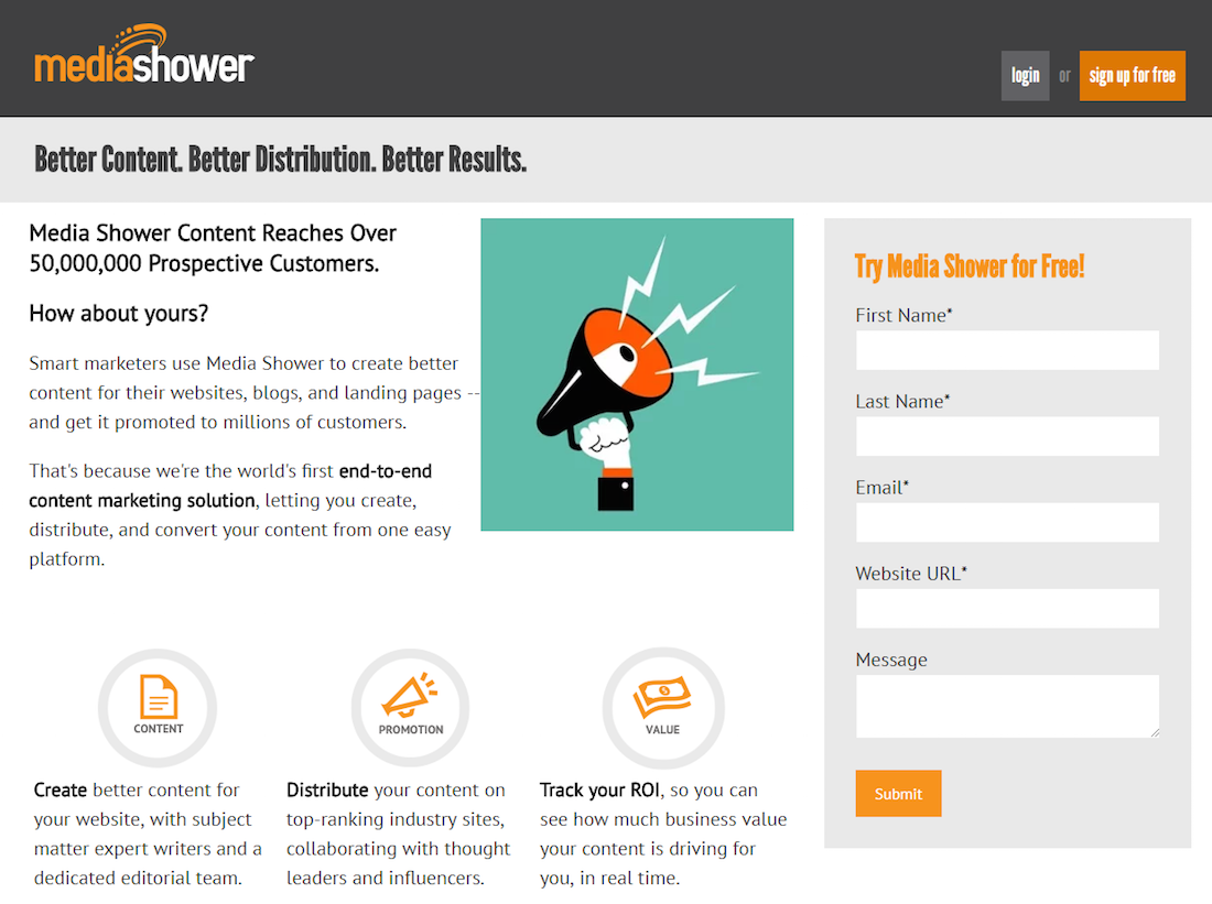 10 Sign Up Landing Pages to Model Your Page After for More ...
