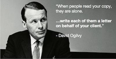 ad copy David Ogilvy