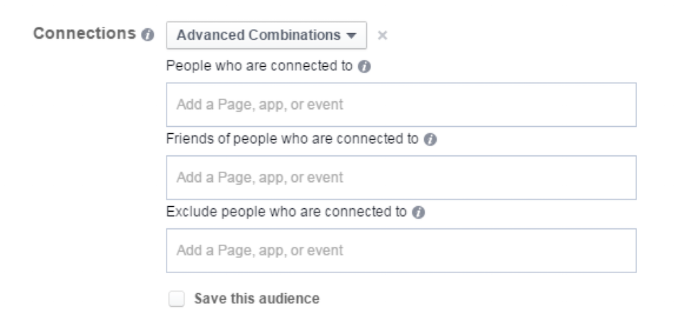 ad copy Facebook Audiences ecommerce