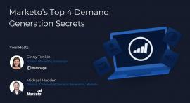 Marketo's Top 4 Demand Generation Secrets